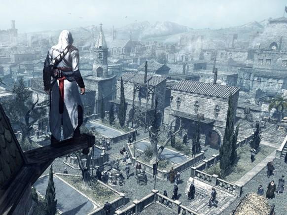 Assassins Creed Visão Cidade