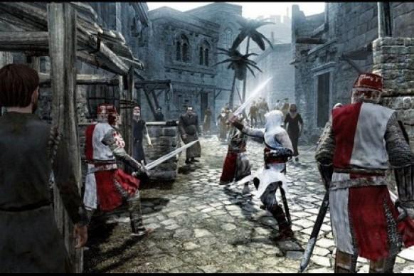 Cena do Assassin's Creed
