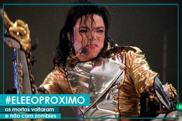 Michael Jackson volta em holograma