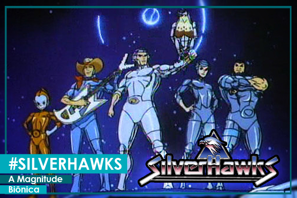 Silverhawks - DVDRip Dublado Torrent Download (1986)