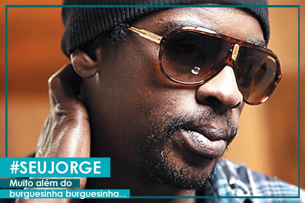 Seu Jorge no Modomeu.com