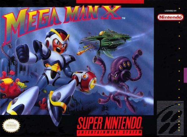Megaman X Modo Meu 01