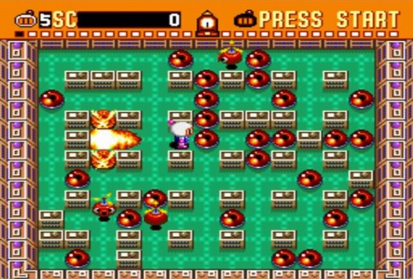 Bomberman no Modo Meu2