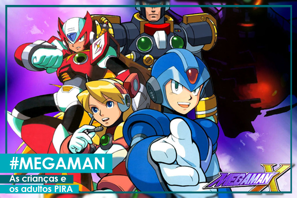 Megaman no Modo Meu