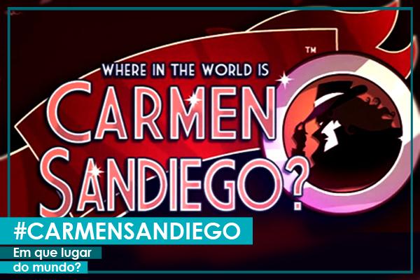 Carmem Sandiego no Modo Meu