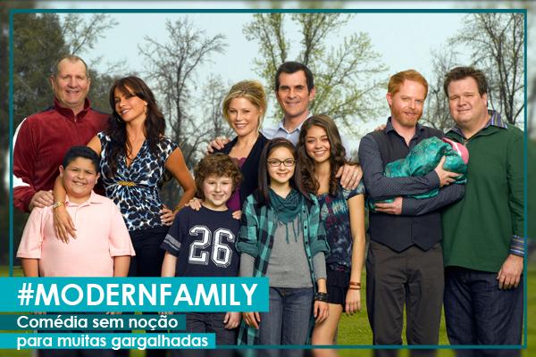 Modern Family no Modo Meu
