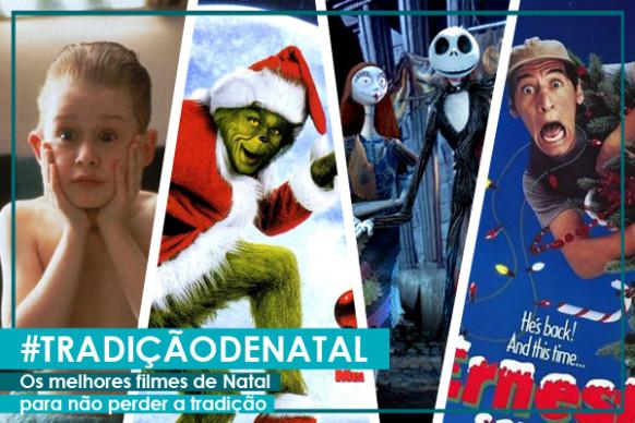 Filmes de Natal no Modo Meu