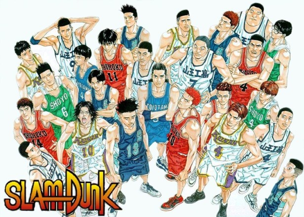 slam dunk no modo meu 1