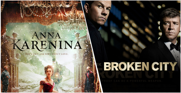 Anna karenina - Broken City